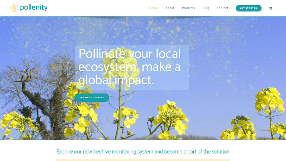 Pollenity | ex. Bee Smart Technologies