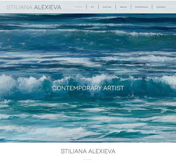 Stiliana Alexieva – Contemporary Artist